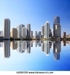 Miami, Fl.  High Rise Condos