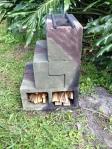 Compact Rocket Stove