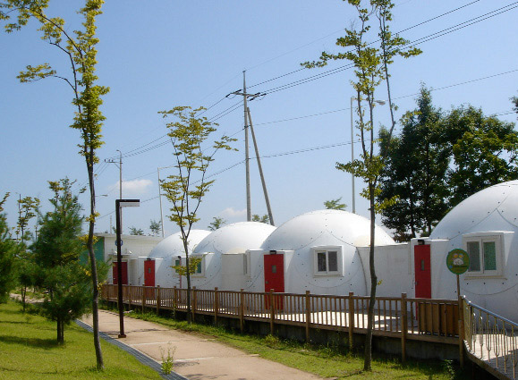 Portable Dome House : Dome shelters prep consultants herbs holistic and