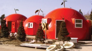 PC dome labor shelter